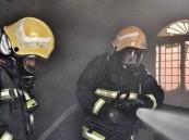 عبث الأطفال بالولاعات يحرق منزلًا في حائل