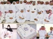 بالصور .. مستشفى الولادة والأطفال بالأحساء يحتفي بالعيد بتكريم الموظفين