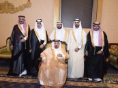 """""""الخواجة"""" يحتفل بزواج نجله """"حسين"""""""