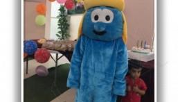 """نادي حي رؤية بالثانوية الأولى بالمبرز يستأنف نشاطاته ببرنامج """"فرحة عيد"""""""