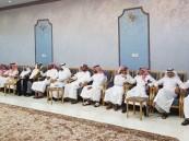 مجلس أسرة الشدي بمدينة العيون يحتفي بعيد الفطر المبارك