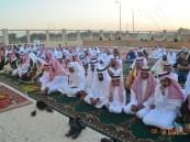 """بالصور… المراح تبتهج بمهرجان """"فرحة العيد"""" بمشاركة عدد من الجهات"""