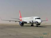 """مصادر """"الأحساء نيوز"""": توقف رحلة """"أذربيجان"""" في هذا الموعد بمطار الأحساء الدولي !!"""