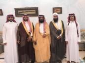 """أسرة آل دلهم تحتفل بزواج ابنها """"أحمد"""""""
