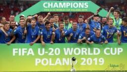 بالصور… تتويج أوكرانيا بلقب كأس العالم للشباب للمرة الأولى في تاريخها