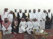"""أسرة """"السليم و الجاسر"""" تحتفل بزواج """"سعد"""""""