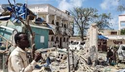 قتلى في انفجار ضخم بالعاصمة الصومالية