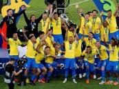 """البرازيل تتوج بلقب """"كوبا أمريكا"""" للمرة التاسعة في تاريخها"""