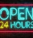 قرار السماح للأنشطة التجارية بالعمل 24 ساعة سيوفر 95 ألف وظيفة
