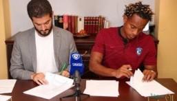 """""""الهلال"""" يعلن التوقيع رسمياً مع البيروڤي اندري كاريلو بعقد لمدة أربع سنوات"""