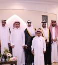 """""""العبدالكريم"""" تحتفل بزواج ابنها الشاب """"سعد"""""""