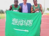 خمس ميداليات حصيلة أخضر القوى في مشاركتة العربية