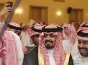 """""""الحراجين"""" تحتفي بزفاف ابنها """"محمد"""""""