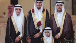 """""""المحمد صالح"""" تحتفل بزفاف """"مفضل"""""""