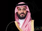 سمو ولي العهد يجري اتصالاً برئيس الوزراء العراقي