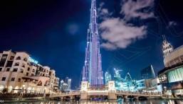 الإمارات: إجراء أول مكالمة 5G من أعلى برج في العالم !