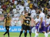 """البطولة العربية.. في """"شوط واحد"""" الاتحاد يكتسح العهد بثلاثية نظيفة"""