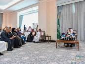 """شاهد لماذا رد """"الفيصل"""" على صحفية عراقية: لن تكوني يتيمة أبدًا طالما السعودية قائمة"""
