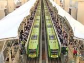 المدينة المنورة تستقبل أولى رحلات قطار الحرمين المخصَّصة لضيوف الرحمن