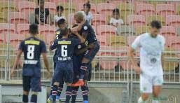 """العدالة يحقق التعادل أمام الأهلي ويخطف أول نقطة في """"دوري محمد بن سلمان للمحترفين"""""""