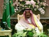 خادم الحرمين الشريفين يستقبل كبار المسؤولين وقيادات أمن الحج