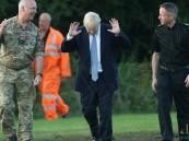 استدعاء الجيش البريطاني لإنقاذ بلدة من الغرق بوسط إنجلترا