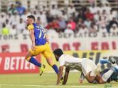 النصر يفوز على الوحدة ويتأهل إلى ربع نهائي دوري أبطال آسيا