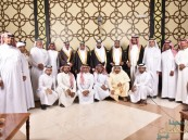 """أسرة """"الناجم"""" بالطرف تحتفل بزواج ابنها """"سعد"""""""