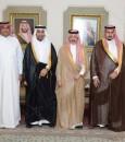 بالصور .. سمو محافظ الأحساء يستقبل مدير مكتب وزارة البيئة بالمحافظة