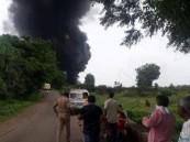 أكثر من 70 قتيلًا وجريحًا في انفجار مصنع كيماويات بالهند