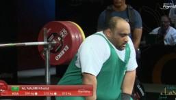 """""""المنشطات"""" توقف لاعب الأحساء الدولي """"خالد الناجم"""" 4 سنوات عن المشاركة محليًا ودوليًا!!"""