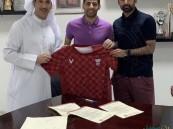 """رسميًا .. """"تيسير الجاسم"""" يوقع عقد احتراف مع """"النصر الكويتي"""""""