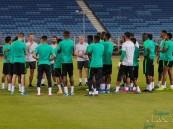 الأخضر يبدأ مشوار مونديال 2022 وآسيا 2023 بمواجهة اليمن