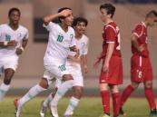 """السعودية تكتسح سوريا برباعية في تصفيات كأس آسيا """"تحت 16 عاما"""""""