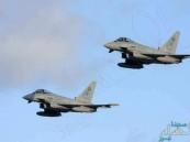 مقاتلات التحالف تدك مواقع ميليشيا الحوثي الإرهابية في الجوف اليمنية