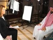 """تعرّف على المقولة التي اقتبسها ولي العهد من الملك فيصل خلال لقائه مع قناة """"CBS"""""""