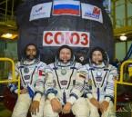 """الإماراتي """"هزاع المنصوري"""" يستعد ليكون أول رائد فضاء عربي ينطلق لمحطة الفضاء الدولية"""