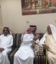 """بالصور.. الأمير عبدالعزيز بن جلوي في زيارة  لـ """"الـمُلا"""""""