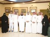 تكريم مبادرة عيادة اضطرابات النمو والسلوك بمستشفى العمران