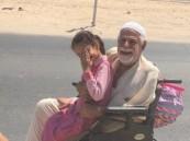 """""""تطوير"""" تتواصل مع المسنّ المقعد لإيصال ابنته .. و """"تركي آل الشيخ"""" يبحث عنه"""