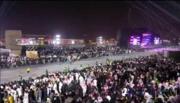 """""""مسيرة البوليفارد""""  في موسم الرياض .. لماذا الأضخم بالشرق الاوسط ؟!"""