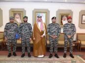 """بالصور… سمو """"الأمير بدر بن جلوي"""" يطّلع على مناشط """"سجن الأحساء"""""""