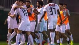 """الشباب يوقف انتصارات الوحدة ويفوز بهدفي """"سيبا"""" و""""الحمدان"""""""