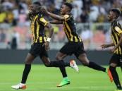 """في مباراة مؤجلة """"الاتحاد"""" يفوز على """"التعاون"""" بثلاثة أهداف"""