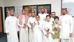 إبتدائية الأمير محمد بن فهد تحتفي بيوم المعلم وتكرم معلميها