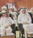 وكيل جامعة الملك فيصل للشؤون الأكاديمية يفتتح ورشة خريجي قسم الاتصال والإعلام