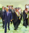 """بالصور… الرياض تستقبل """"رئيس فلسطين"""" و""""رئيس وزراء باكستان"""""""