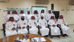 برنامج تدريبي لتأهيل عدد من المدارس بتعليم الأحساء
