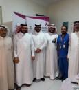 بلغة الإشارة .. مركز صحي الوزية يفتتح حملة الكشف المبكر عن سرطان الثدي