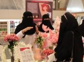 """بالصور .. التوعية ضد """"سرطان الثدي"""" في محطة """"قطار الأحساء"""""""